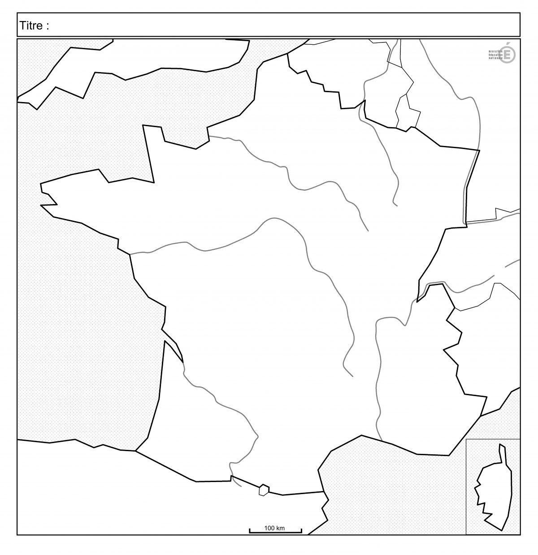 Fonds De Carte - Histoire-Géographie - Éduscol à Carte De France A Remplir - PrimaNYC.com