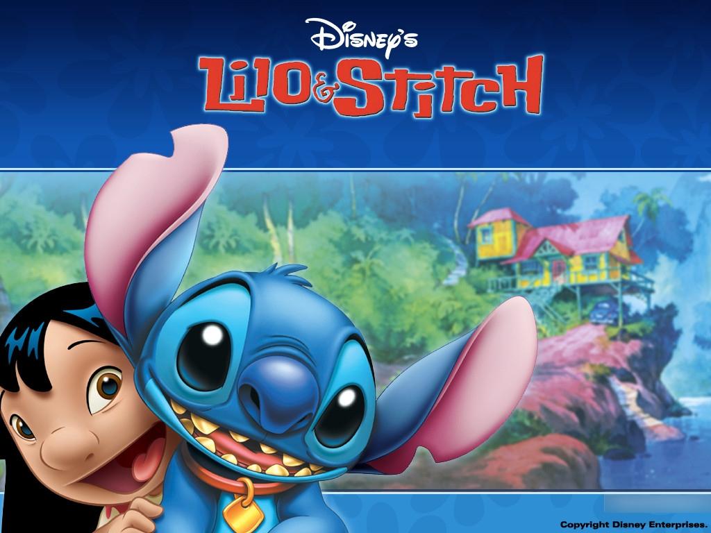Fonds D'ecran Disney Lilo & Stitch Dessins Animés serapportantà Lilo Et Stitch Dessin Animé