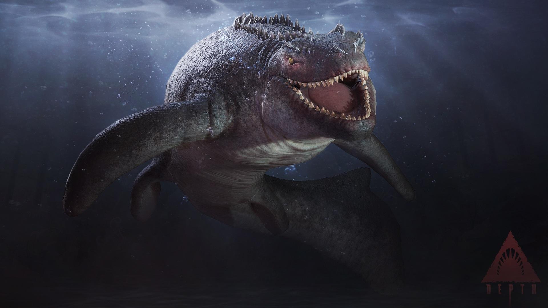 Fonds D'écran Profondeur, Jeux Vidéo, Requin, Dents tout Requin Jeux Video