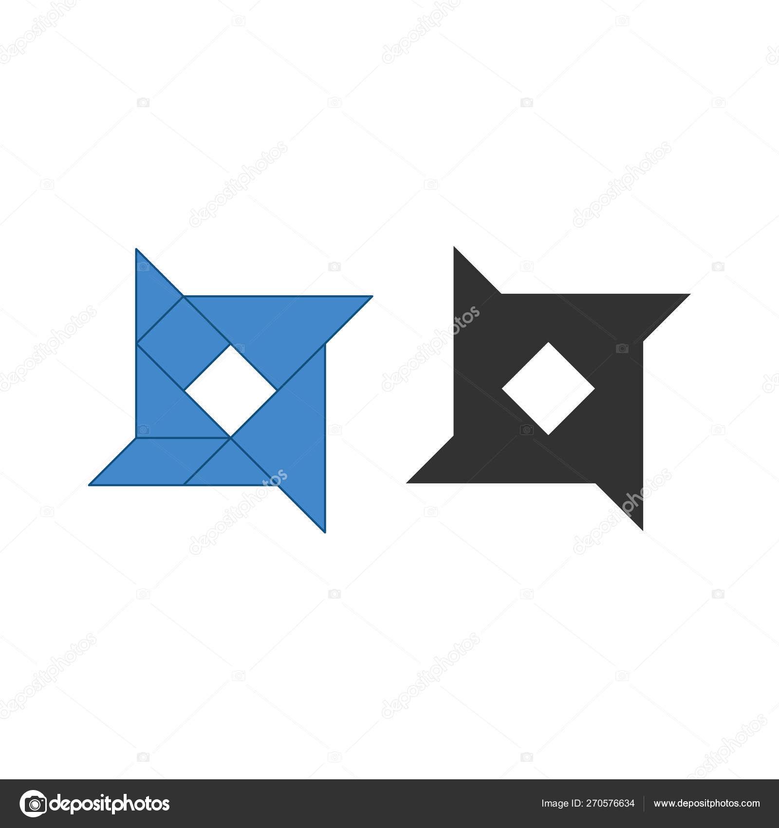Forme D'étoile Tangram. Puzzle De Dissection Chinois serapportantà Tangram Carré