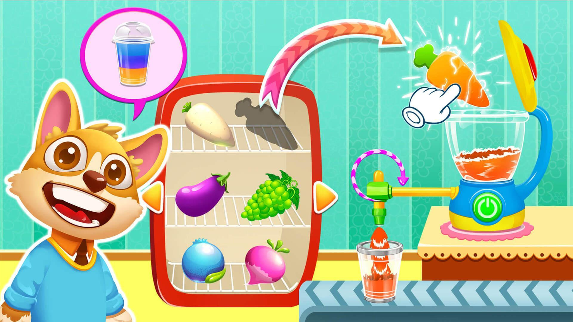Formes Et Couleurs - Jeux Educatif 2 - 5 Ans Pour Android avec Jeux Educatif 4 5 Ans