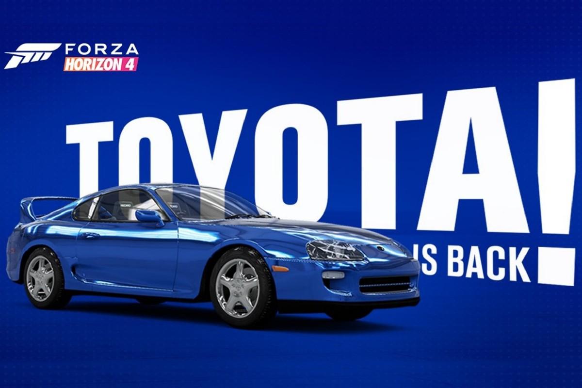 Forza Horizon 4 : La Liste Des 120 Nouvelles Voitures En Fuite à Jeu De Voitur