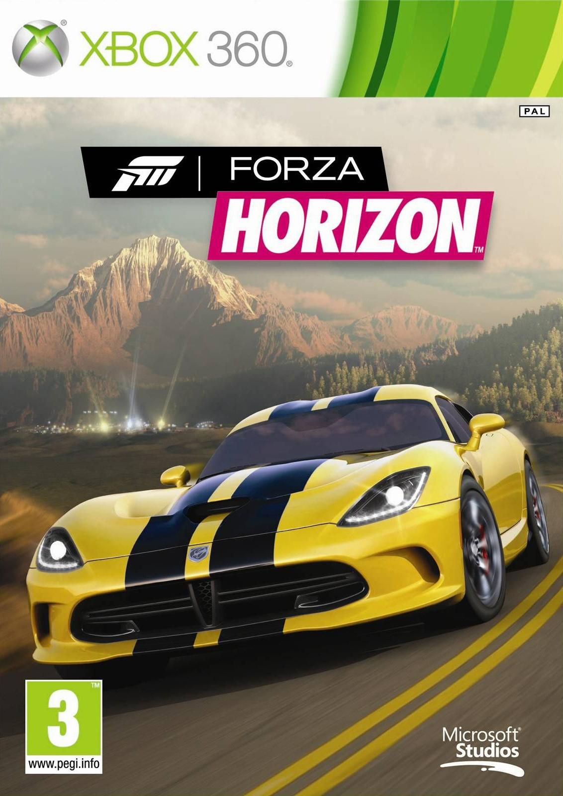 Forza Horizon : Les Astuces pour Jeux De Voiture Jaune