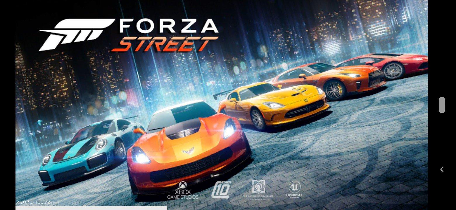 Forza Street 30.1.8 - Télécharger Pour Android Apk Gratuitement avec Un Jeu De Voiture De Course