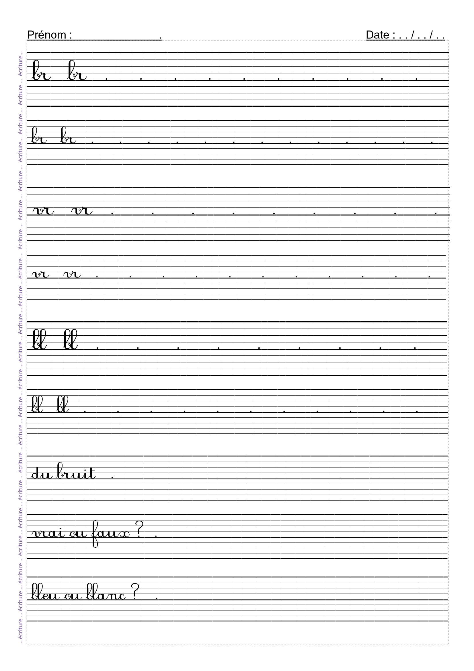 Fourre-Tout : Écriture,ateliers En Autonomie,rmatique intérieur Exercice Symétrie Ce1