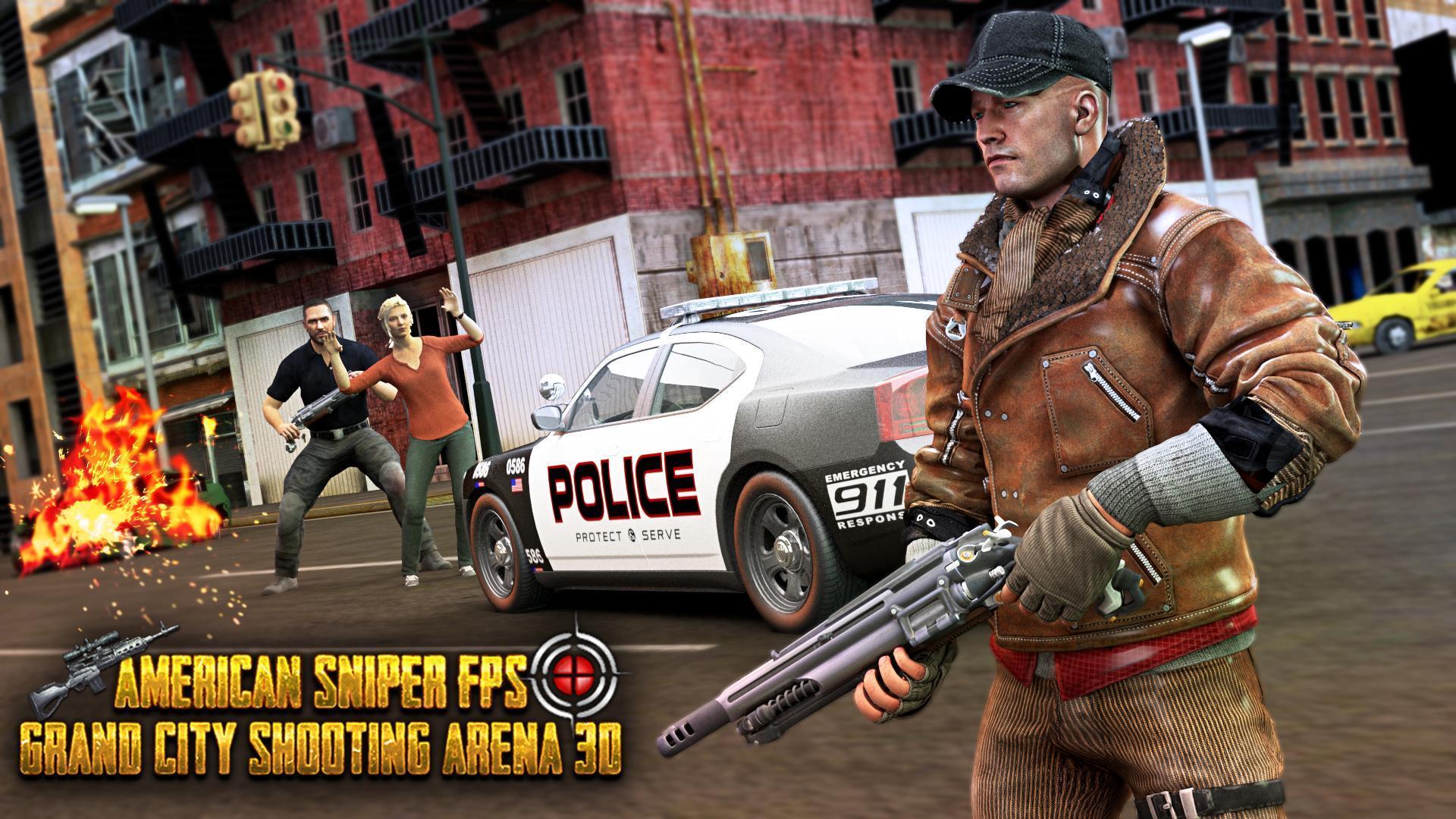 Fps Sniper Gun 3D Shooter Gratuit Feu: Jeux De Tir Pour serapportantà Jeux De Grand Gratuit