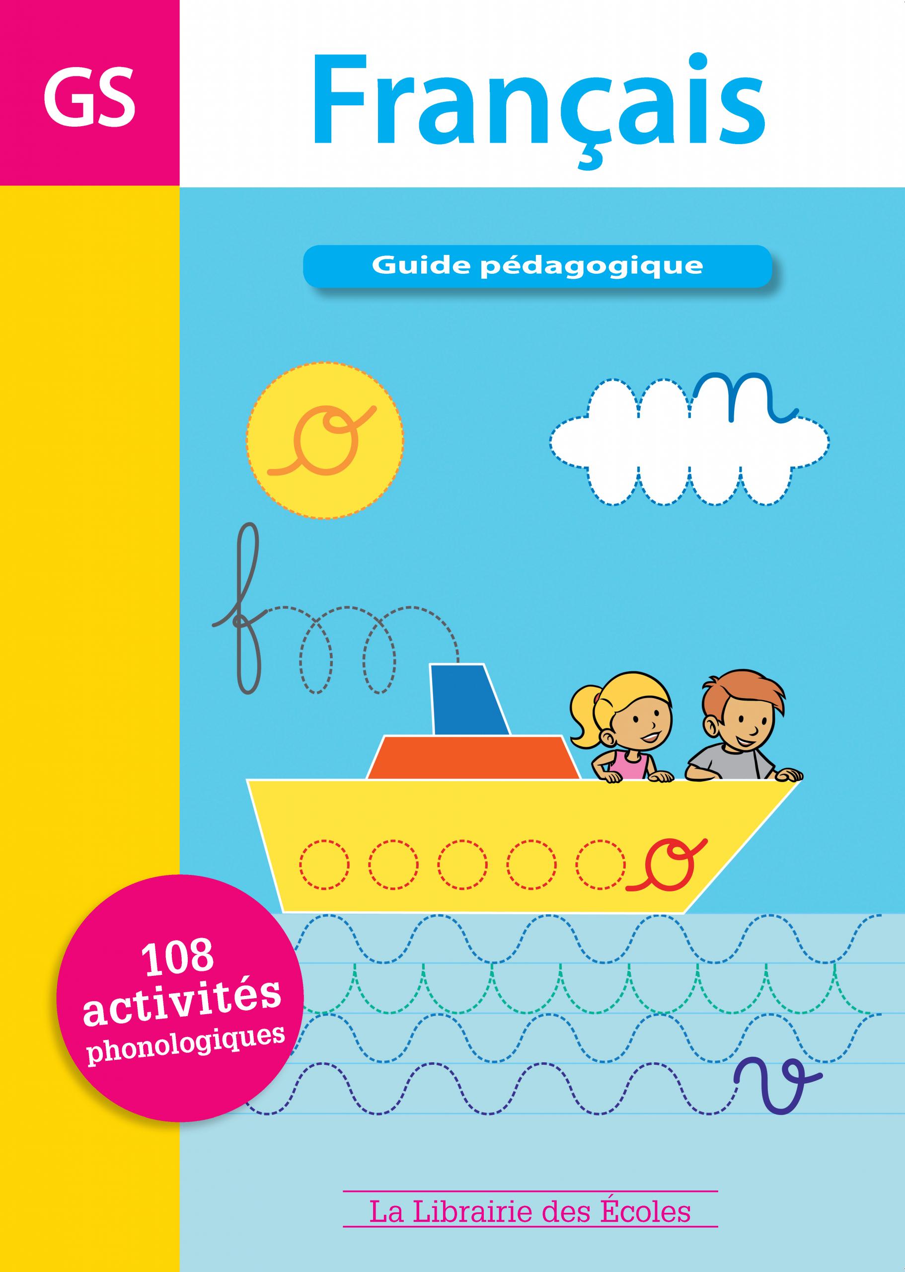 Français - Guide Pédagogique - Grande Section De Maternelle avec Exercices Moyenne Section Maternelle Pdf