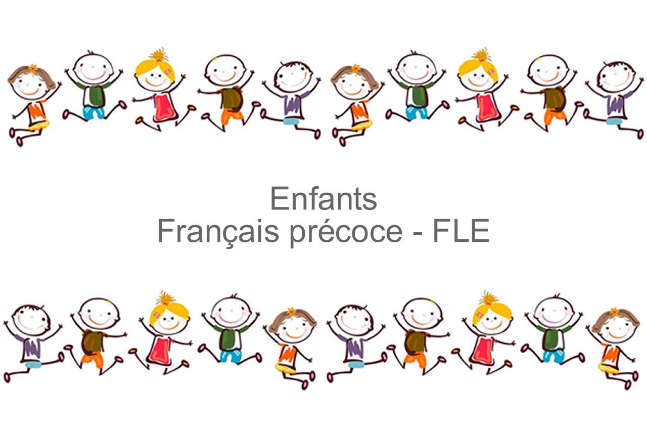 Français Pour Les Enfants encequiconcerne Jeux Educatif 4 Ans A Imprimer