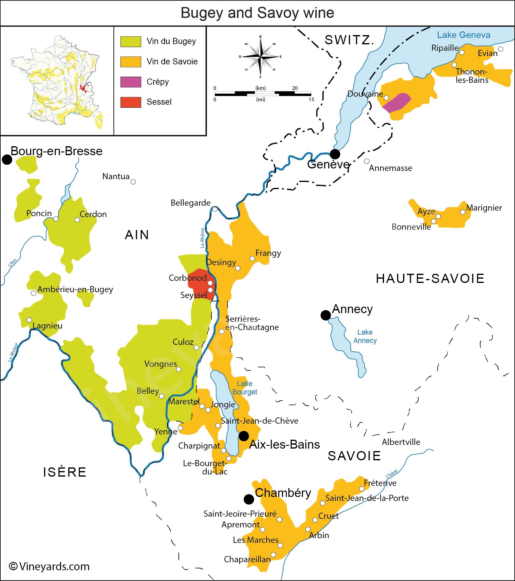 France Map Of Vineyards Wine Regions dedans Mappe De France