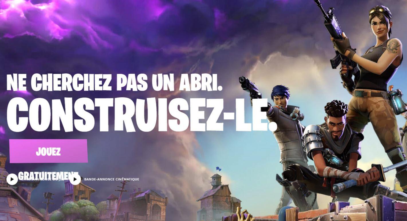 France-Monde | Fortnite Est Un Jeu Gratuit, Mais Il Peut dedans Jeux Societe Gratuit