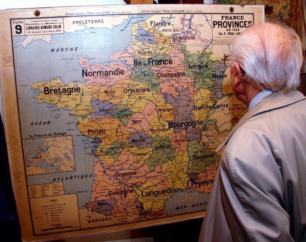 France - Monde | Quiz : Connaissez-Vous Bien Les Régions De serapportantà Quiz Régions De France
