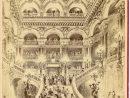 France Paris Foyer Grand Escalier De L'opéra avec Carte De France Grand Format