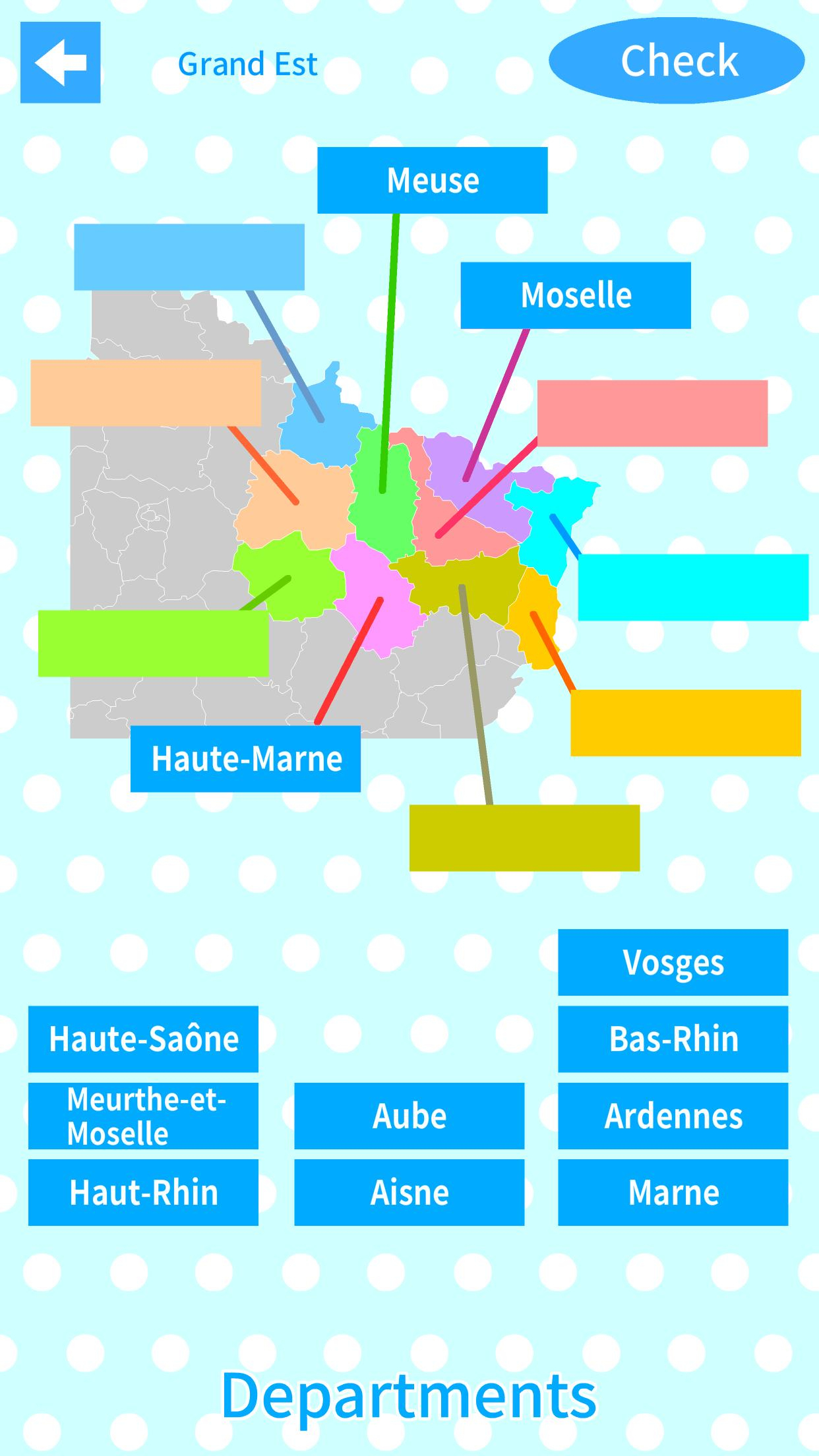 France Regions & Departments Map Quiz For Android - Apk Download dedans Quiz Régions De France