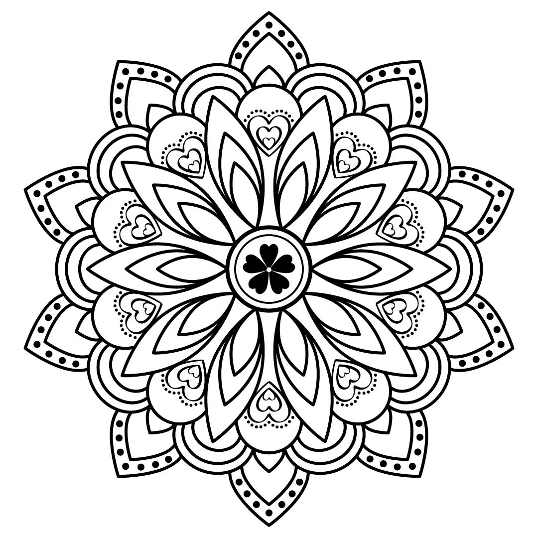 Free Mandala Svg - Free Design Downloads For Your Cutting destiné Mandala Fée