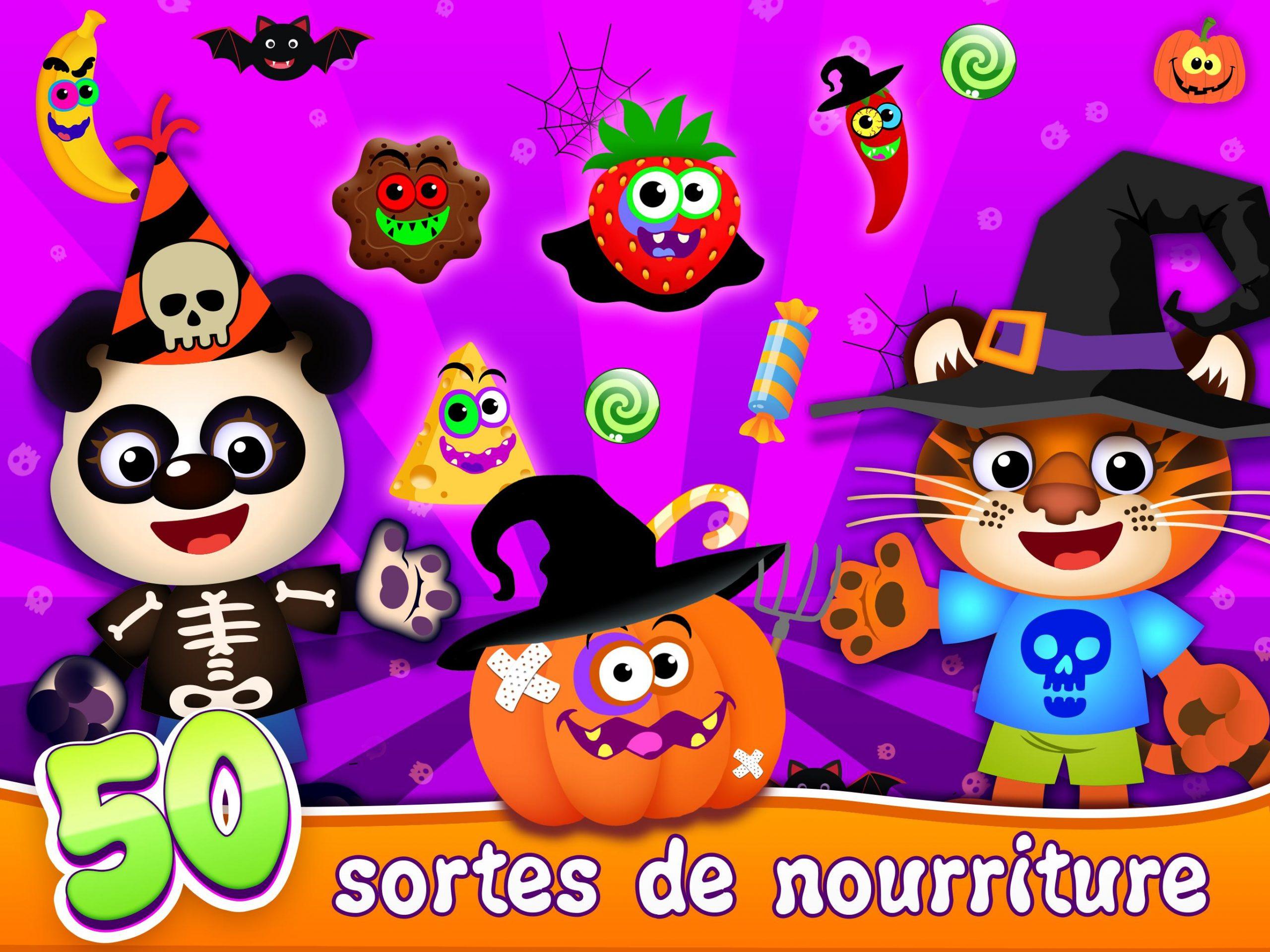 Funny Food! Jeux Educatif Pour Enfants Gratuit 2 3 Pour dedans Jeux Educatif Enfant Gratuit