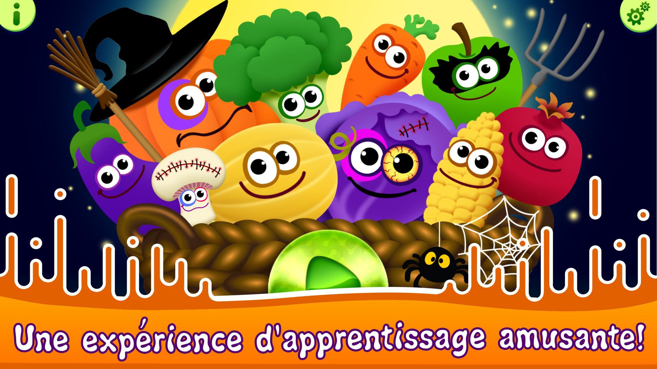 Funny Food! Jeux Educatif Pour Enfants Gratuit 2 3 Pour destiné Jeux Educatif Enfant Gratuit