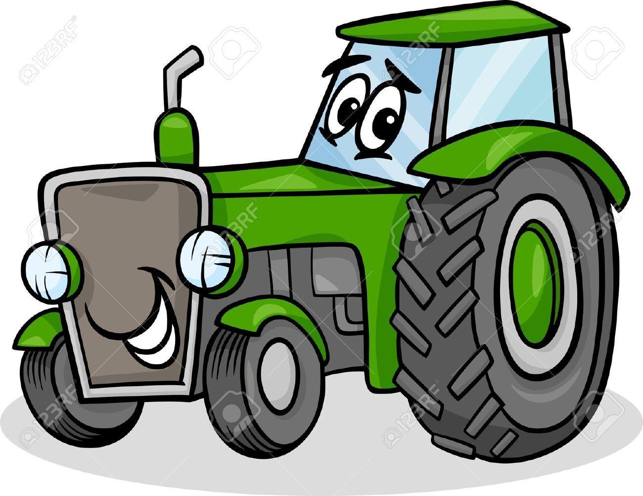 Funny Tractor Drawing - Google Zoeken | Peinture Sur Tissu pour Dessin Animé De Tracteur John Deere