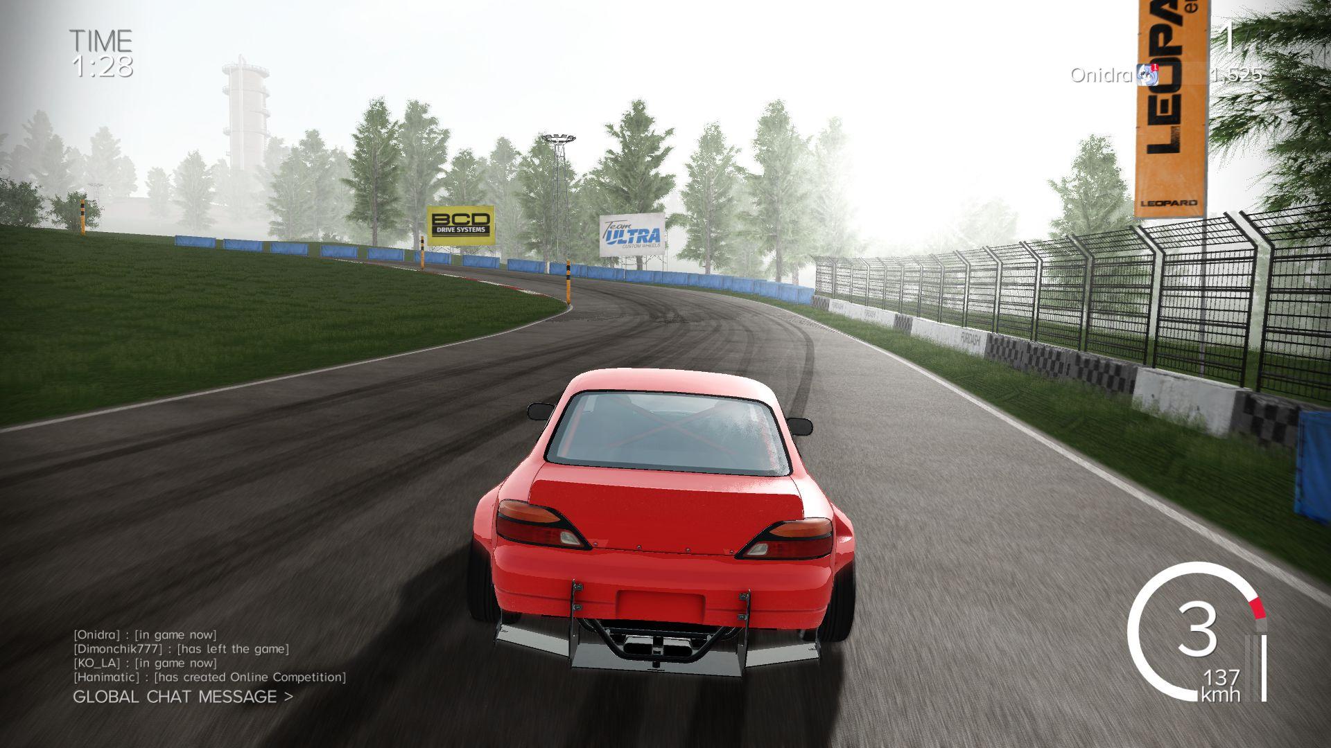 Furidashi: Drift Cyber Sport - Une Simultion De Drift Sur Pc tout Jeux De Voiture Online