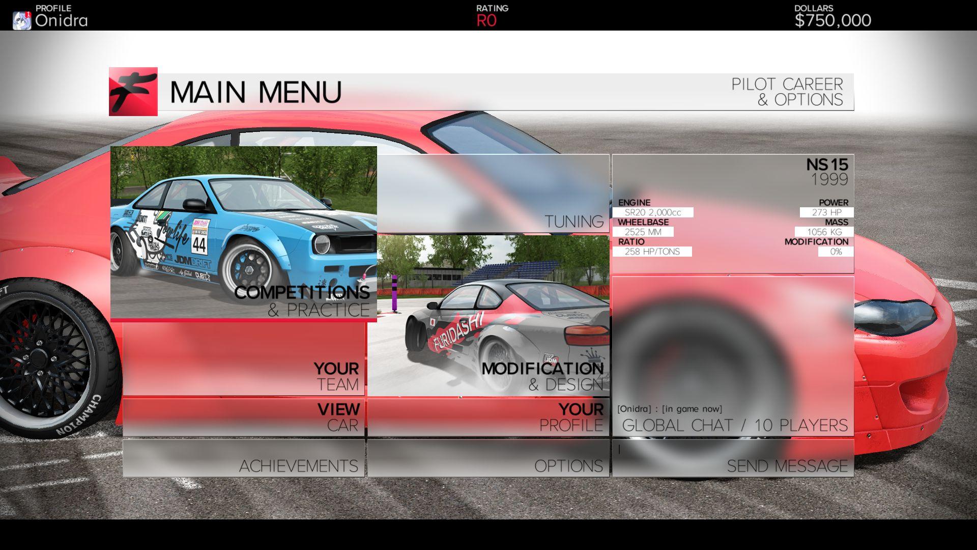 Furidashi: Drift Cyber Sport - Une Simultion De Drift Sur Pc tout Mini Jeux De Voiture