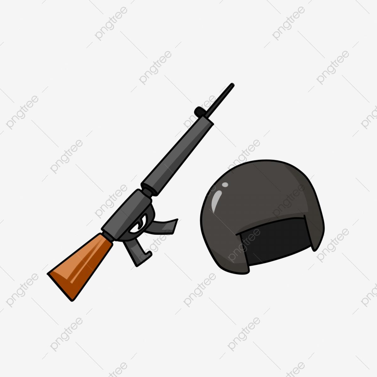 Fusil Jouet Casque Noir Illustration Jouet Dessin Animé Beau encequiconcerne Comment Dessiner Un Fusil