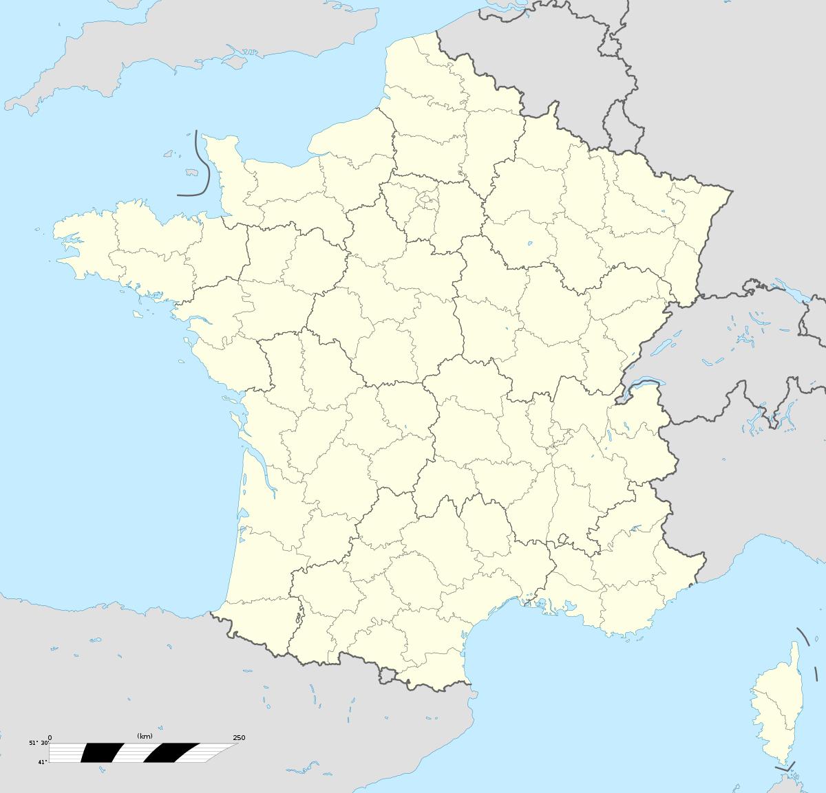 Futuroscope — Wikipédia intérieur Carte Des Régions Et Départements De France À Imprimer