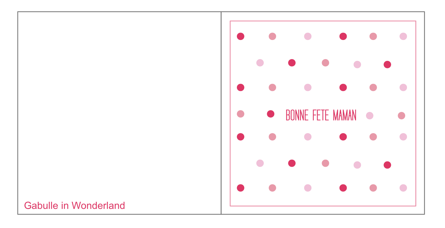 Gabulle In Wonderland: Carte À Imprimer Pour La Fête Des Mères encequiconcerne Carte Fête Des Mères À Imprimer