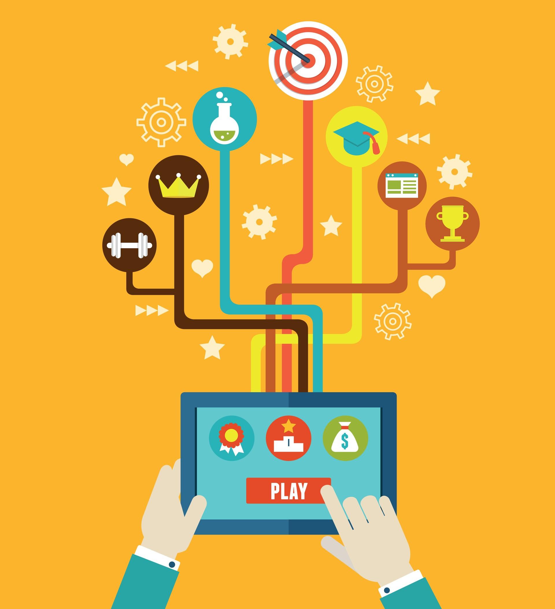 Gamification Et Apprentissage Par Le Jeu : Savez-Vous Faire dedans Jeux Ludique En Ligne