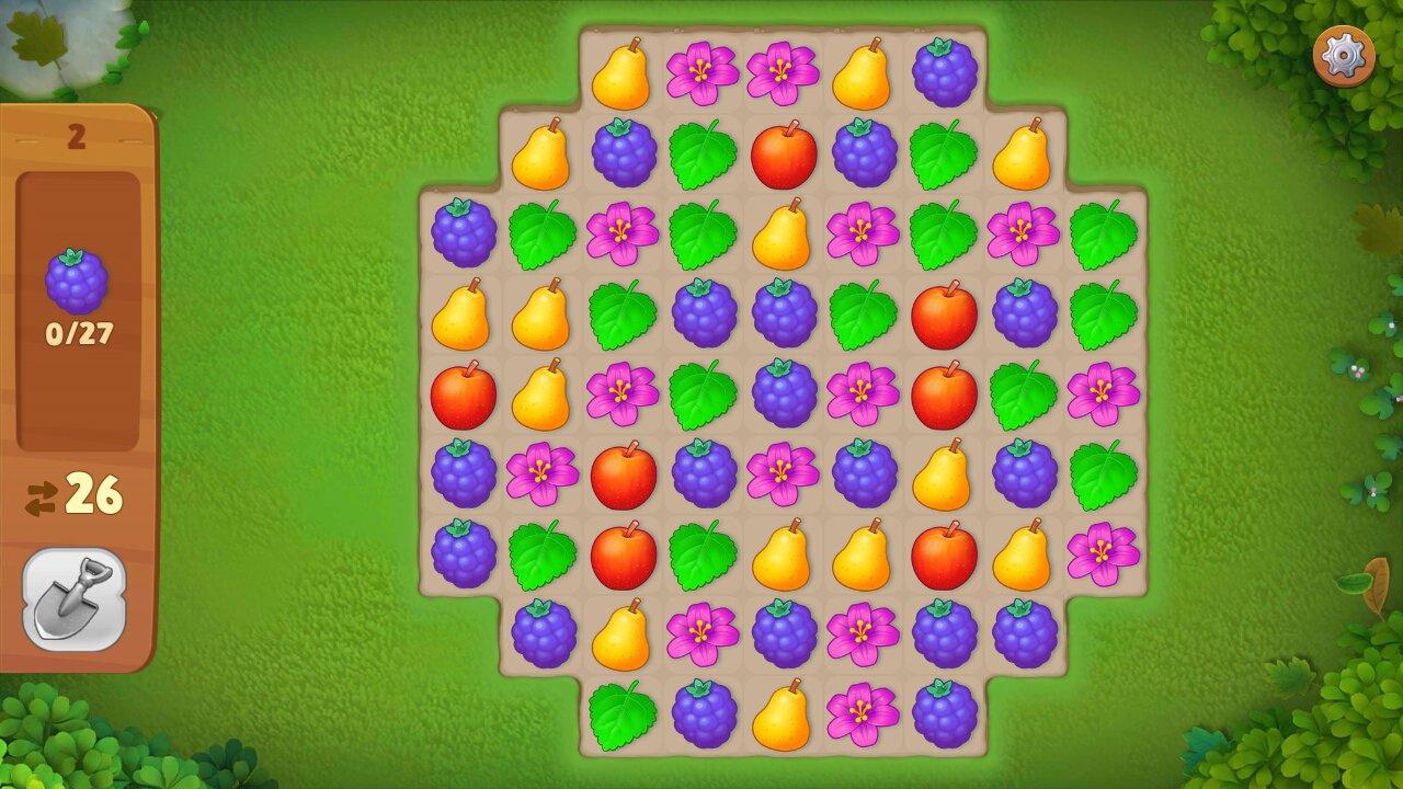 Gardenscapes 3.1.0 – Télécharger Pour Android Apk destiné Jeux Gratuits À Télécharger Pour Tablette
