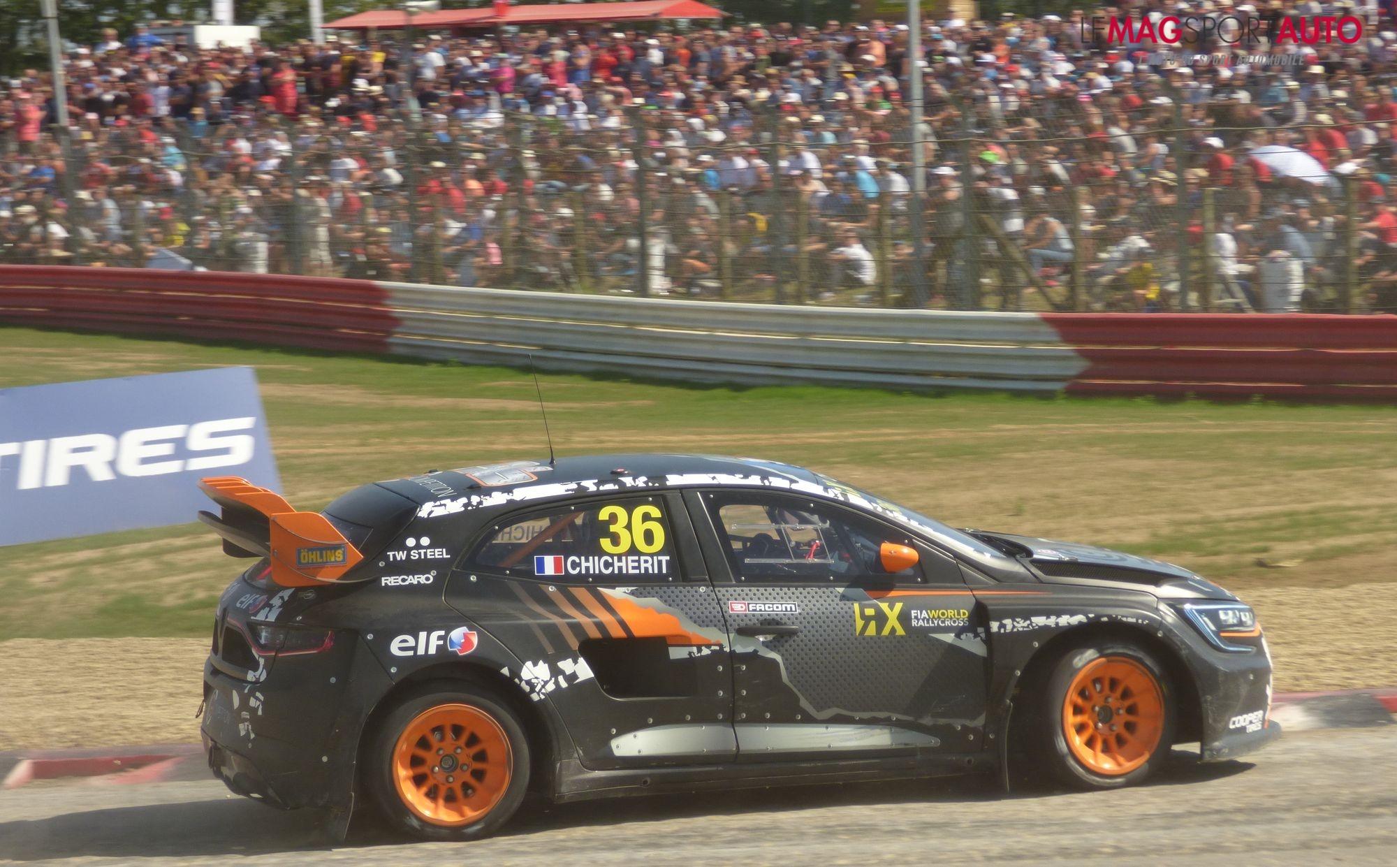 Gck : Puissance 4 En Championnat Du Monde De Rallycross tout Puissance 4 A Deux