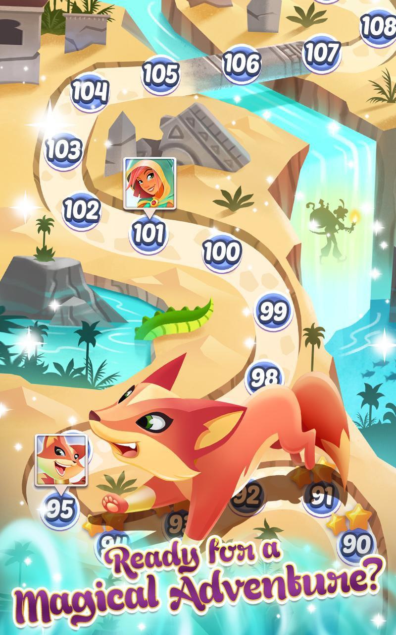 Genies & Gems – Jeux Pour Android 2018 - Téléchargement pour Jeux De Renard Gratuit