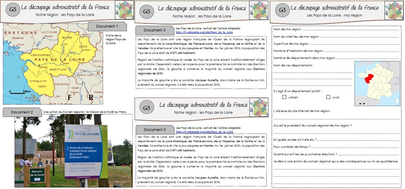 Géographie | Ma Maitresse De Cm1-Cm2 intérieur Les Fleuves En France Cycle 3