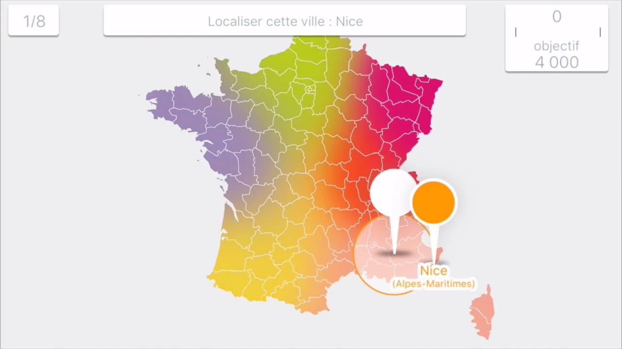 Geokids France - Apprendre La Géographie Française En S'amusant serapportantà Apprendre Les Départements En S Amusant