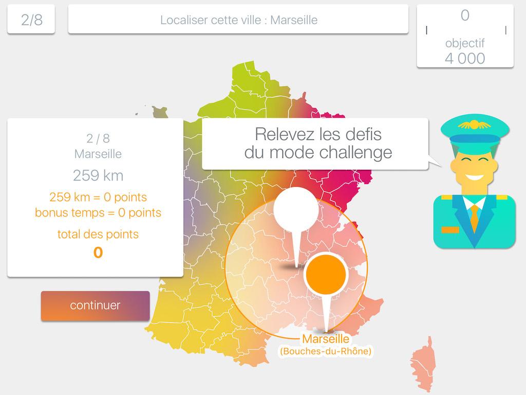 Geokids France - A&r Entertainment intérieur Apprendre Les Départements En S Amusant