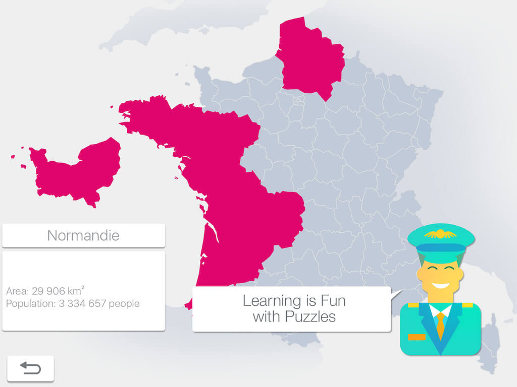 Geokids France - A&r Entertainment pour Apprendre Les Départements En S Amusant