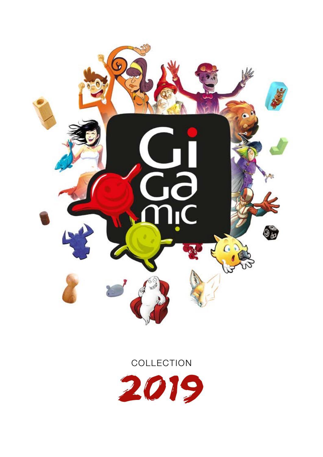 Gigamic - Catalogue 2019 By Gigamic - Issuu destiné Puzzle Gratuit Pour Fille De 3 Ans