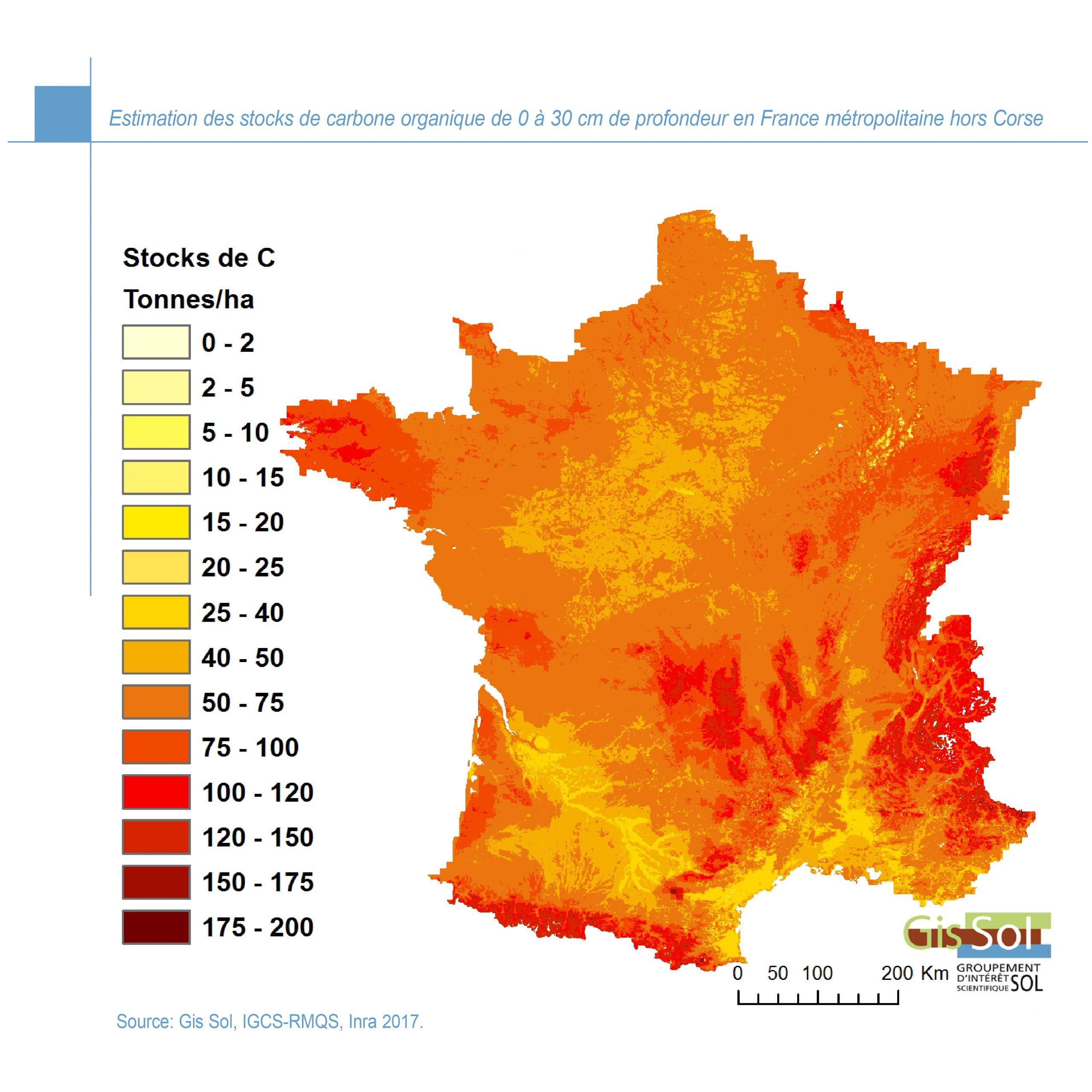 Gis Sol » Cartes destiné Carte De France Grand Format