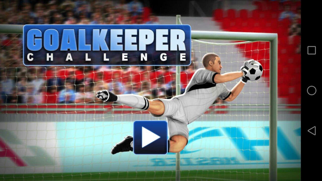 Goalkeeper Challenge 4.0 - Télécharger Pour Android Apk intérieur Jeux De Gardien De But