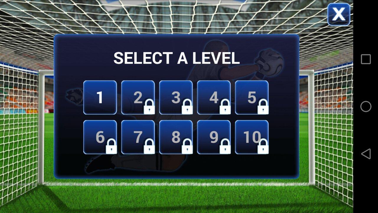 Goalkeeper Challenge 4.0 - Télécharger Pour Android Apk serapportantà Jeux De Gardien De But