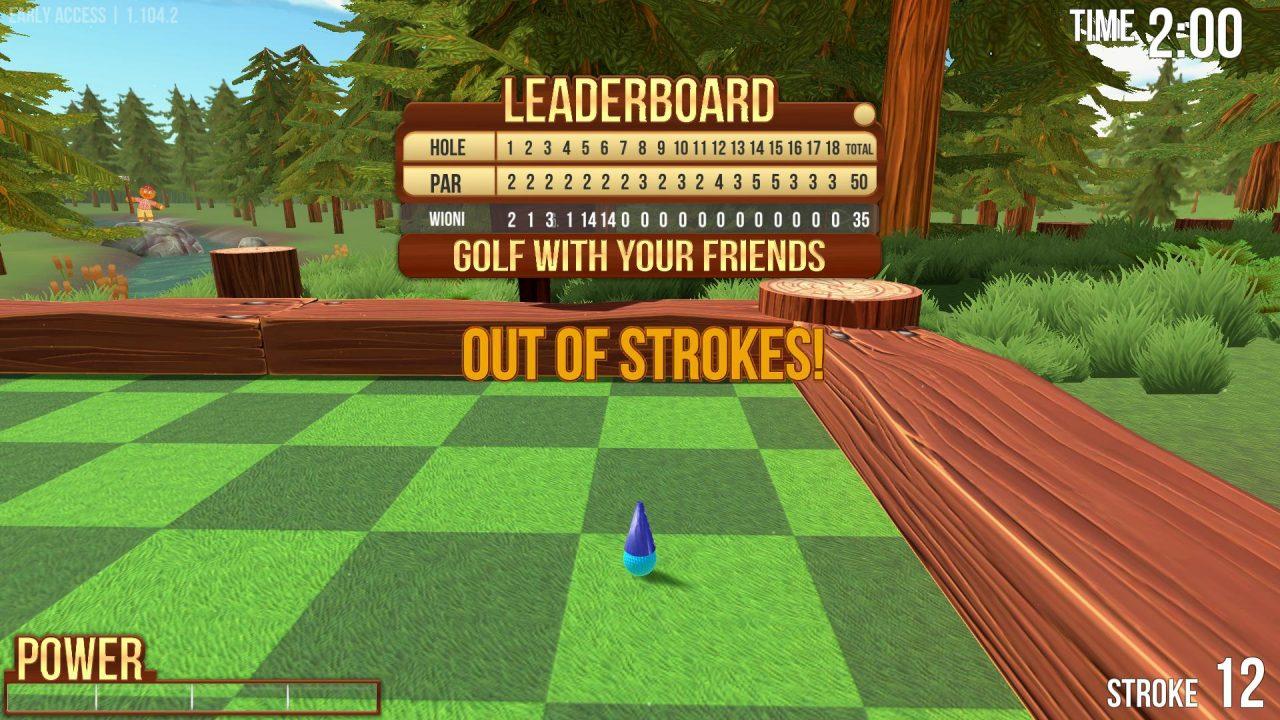 Golf With Your Friends Débarquera Bientôt Sur Nos Consoles destiné Jeux Video 5 Ans