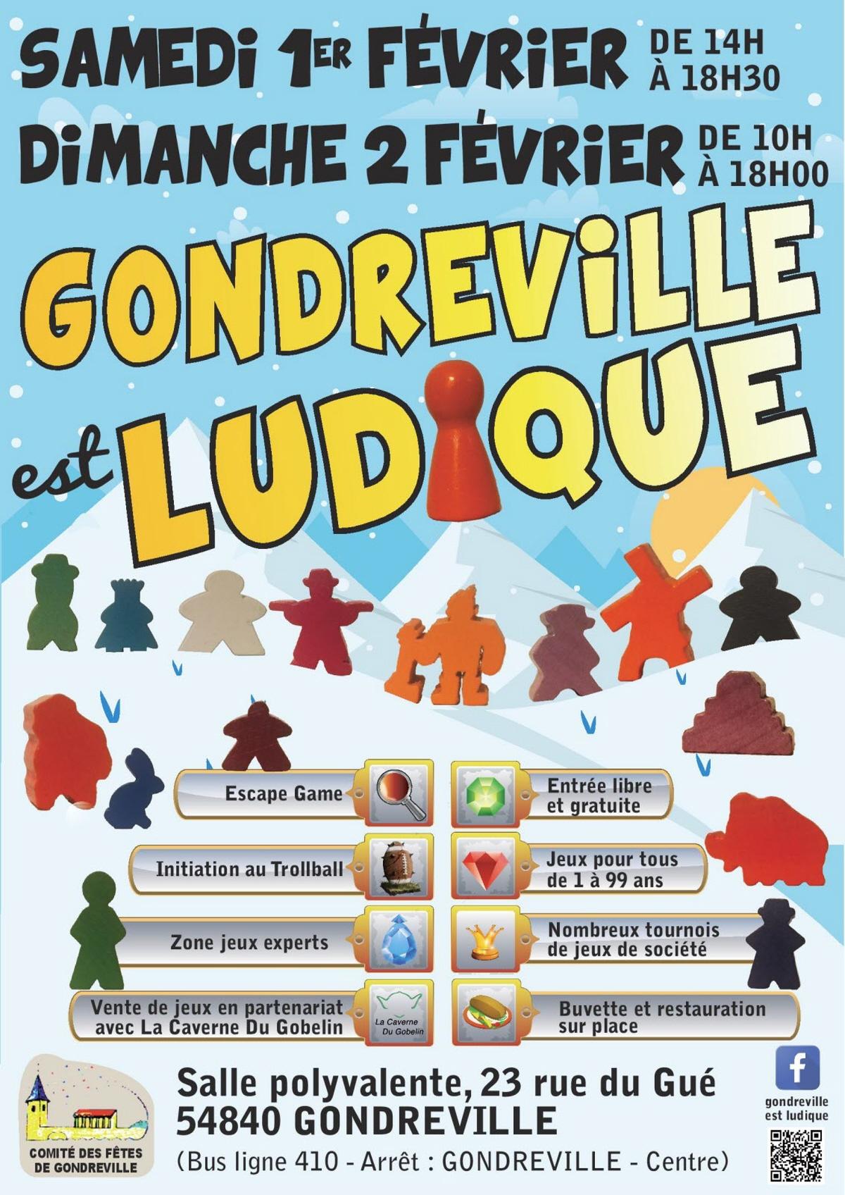 Gondreville Est Ludique : Jeu De Societe A Gondreville encequiconcerne Carte De France Ludique