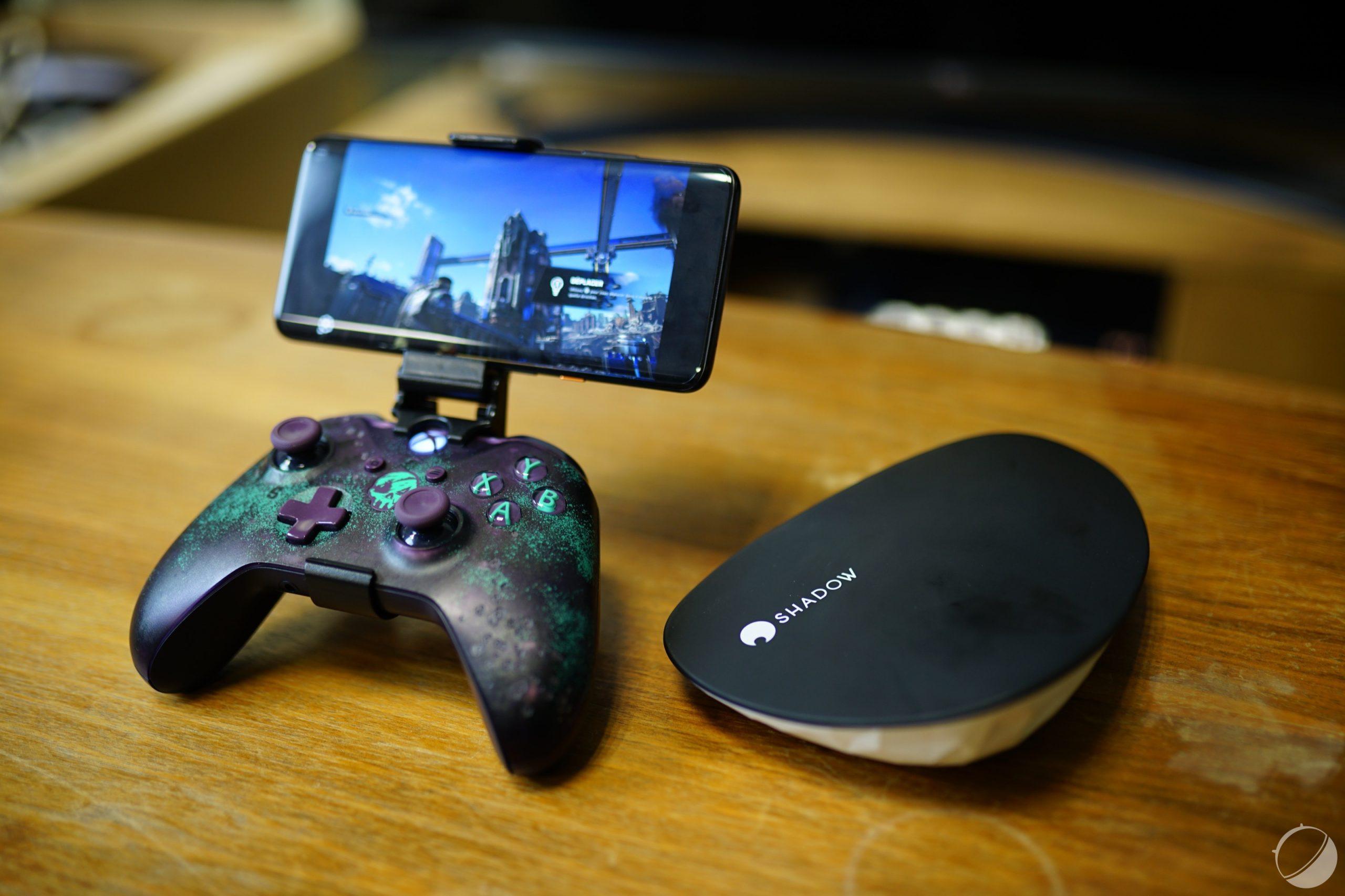 Google Stadia, Geforce Now, Shadow, Xcloud, Ps Now : Quelle avec Jeux Gratuit Sur Tablette Sans Telechargement