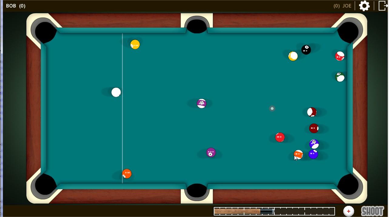 Gr8 Pool - Un Jeu De Billard À 8 Boules - Android-France dedans Jeux De Biyare