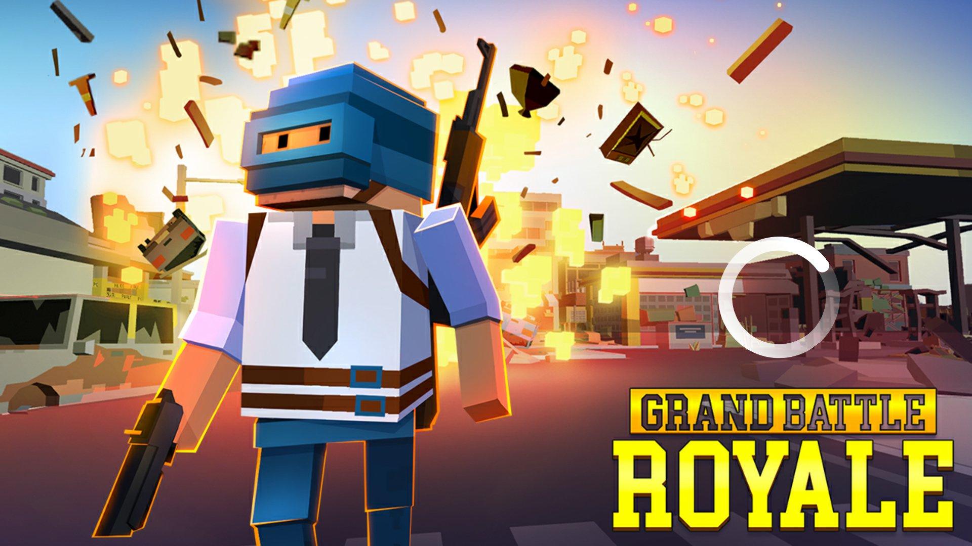Grand Battle Royale 3.4.3 - Télécharger Pour Android Apk tout Jeux De Grand Gratuit
