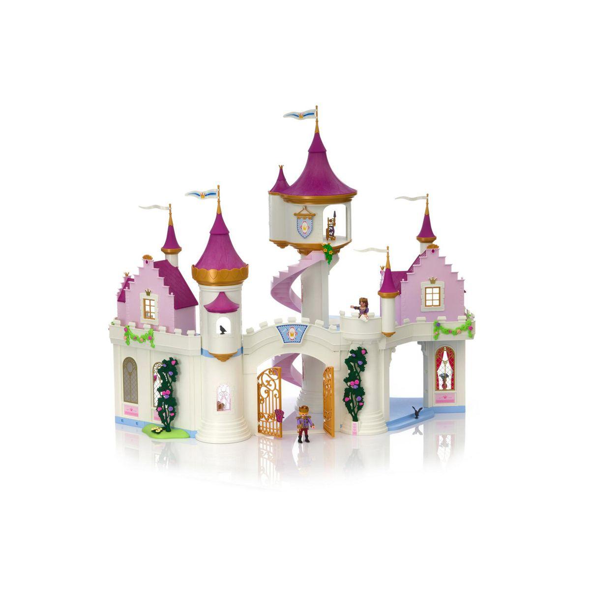 Grand Château De Princesse Playmobil Princess 6848 - Les pour Dessin Chateau Princesse