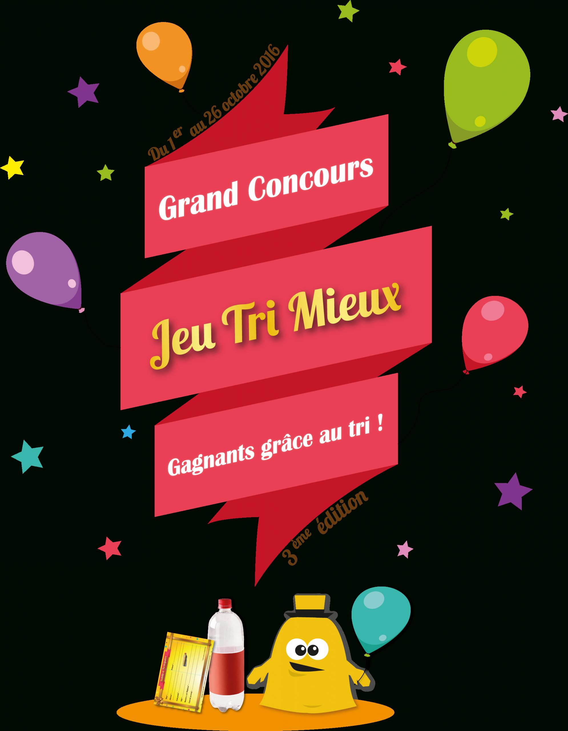 Grand Concours Gratuit « Jeu Tri Mieux » / Agenda / Accueil tout Jeux De Grand Gratuit