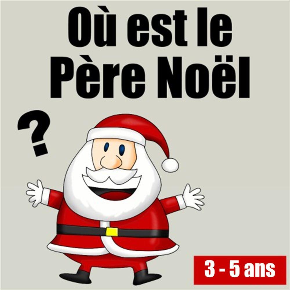 Grand Jeu De Noël (3-5 Ans)   Jeux Noel, Jeux De Noël Pour destiné Jeux Gratuit 4 Ans