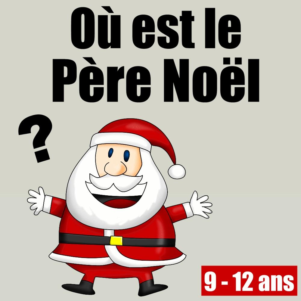 Grand Jeu De Noël (9-12 Ans) destiné Rebus Noel