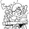Grand Schtroumpfs | Coloriage, Coloriage Schtroumpf, Jeux avec Schtroumpf À Colorier