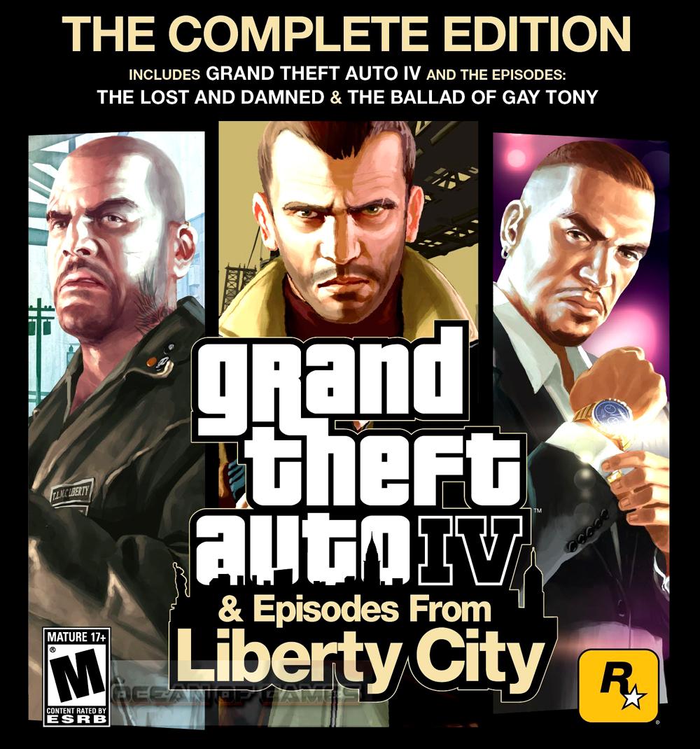 Grand Theft Auto Iv Installation Complète Du Jeu Edition destiné Jeux De Grand Gratuit