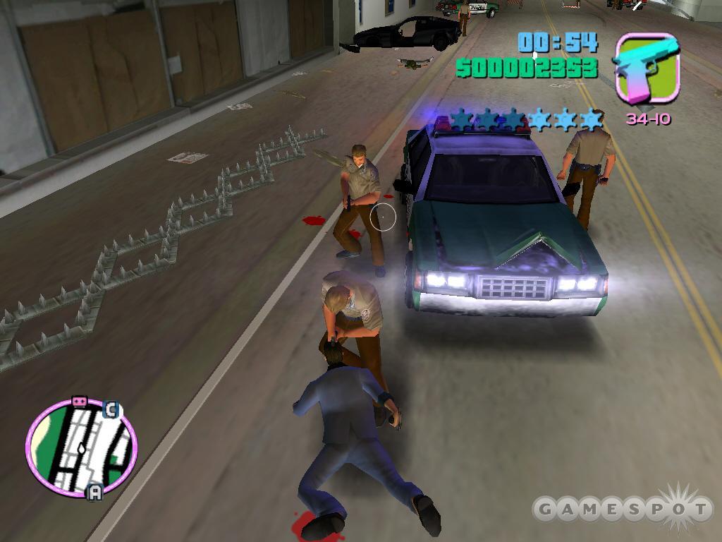 Grand Theft Auto Vice City - Pc - Jeux Torrents avec Jeux De Grand Gratuit